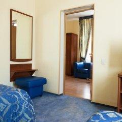 Гостиница Максима Заря 3* Номер Бизнес разные типы кроватей фото 6