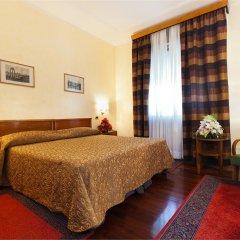 Отель Bettoja Mediterraneo 4* Стандартный номер с различными типами кроватей