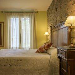 Отель El Peiron Сос-дель-Рей-Католико комната для гостей фото 2
