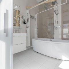 Апартаменты Мама Ро на Чистых Прудах Москва ванная
