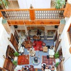 Отель Riad Verus Марокко, Фес - отзывы, цены и фото номеров - забронировать отель Riad Verus онлайн интерьер отеля фото 2