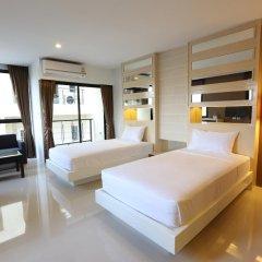 Отель Naka Residence 3* Стандартный номер 2 отдельные кровати фото 8