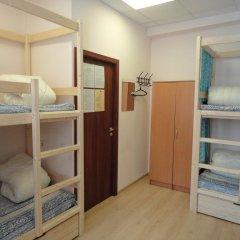 Люси-Отель Кровать в женском общем номере с двухъярусной кроватью фото 5
