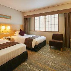 Akasaka Excel Hotel Tokyu 3* Стандартный номер с двуспальной кроватью фото 2