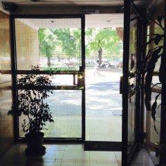 Отель Las Marilubis Obelisco Center бассейн