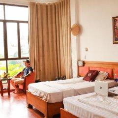 Hanoi Little Center Hotel 3* Стандартный номер двуспальная кровать фото 4