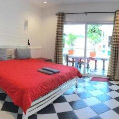 Гостевой Дом Mangoes Стандартный номер с различными типами кроватей фото 2
