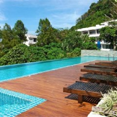 Апартаменты Unity Patong Studio бассейн фото 2