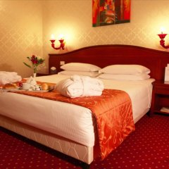 Отель Augusta Lucilla Palace 4* Стандартный номер с различными типами кроватей фото 2