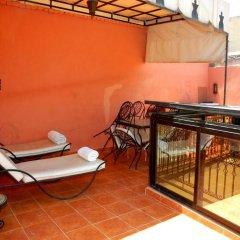 Отель Residence Miramare Marrakech 2* Коттедж с различными типами кроватей фото 2