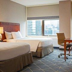 Отель Courtyard by Marriott New York City Manhattan Midtown East 3* Стандартный номер с 2 отдельными кроватями фото 3