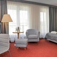 Отель Scandic Wroclaw 4* Стандартный номер с двуспальной кроватью фото 5
