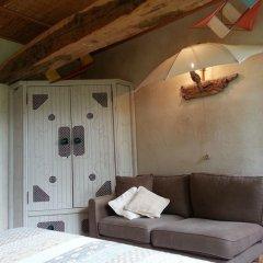 Отель Chambres d'Hôtes Manoir Du Chêne Стандартный номер с двуспальной кроватью фото 9