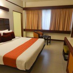 Ambassador Bangkok Hotel 4* Стандартный номер фото 5