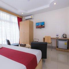 Отель Zing Resort & Spa 3* Номер Делюкс с различными типами кроватей фото 14