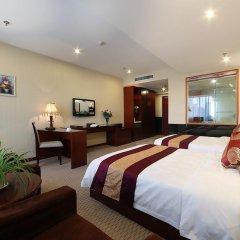 Hooray Hotel - Xiamen 4* Номер Делюкс