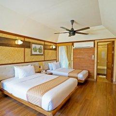 Отель Sunset Village Beach Resort 4* Бунгало Премиум с различными типами кроватей фото 8