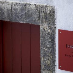 Отель Lugares Com Historia парковка