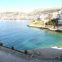 Отель Azzura Flats Албания, Саранда - отзывы, цены и фото номеров - забронировать отель Azzura Flats онлайн приотельная территория