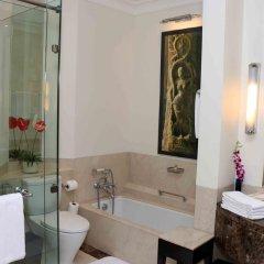 Отель Trident, Gurgaon 5* Представительский люкс с различными типами кроватей фото 3