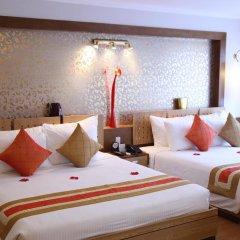 Hanoi Elegance Ruby Hotel 3* Люкс с различными типами кроватей фото 5