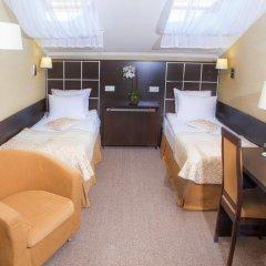 Гостиница BEST WESTERN Kaluga 4* Стандартный номер с 2 отдельными кроватями фото 4