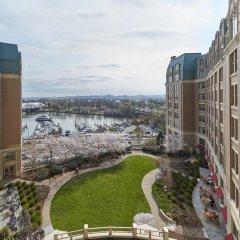 Отель Mandarin Oriental, Washington D.C. США, Вашингтон - отзывы, цены и фото номеров - забронировать отель Mandarin Oriental, Washington D.C. онлайн балкон