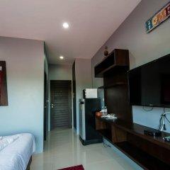 Отель Palin Airport Residence Апартаменты разные типы кроватей фото 16