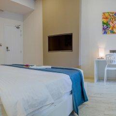Отель Velana Beach 3* Улучшенный номер с различными типами кроватей фото 3