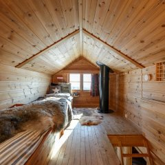 Отель Lillehammer Fjellstue 3* Коттедж с различными типами кроватей фото 16