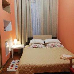 Hostel DomZhur Номер Эконом с разными типами кроватей (общая ванная комната) фото 4