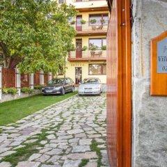 Hotel Villa Boyana парковка