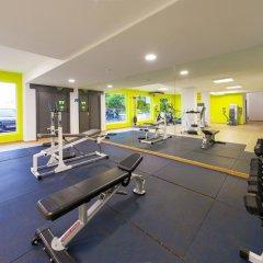 Hotel Playasol Mare Nostrum фитнесс-зал фото 3