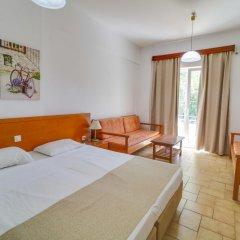 Marirena Hotel 3* Стандартный номер с различными типами кроватей фото 3