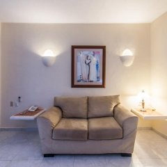 Отель Aventura Mexicana 3* Люкс с разными типами кроватей фото 5