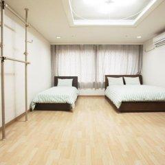 Отель NJoy Seoul Студия Делюкс с различными типами кроватей фото 14