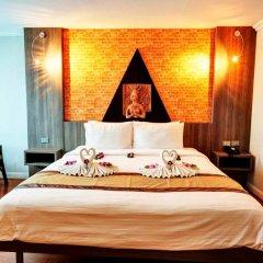 Jomtien Garden Hotel & Resort 4* Номер Делюкс с различными типами кроватей фото 5