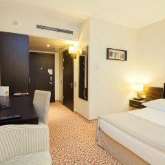Qubus Hotel Krakow 4* Стандартный номер фото 6