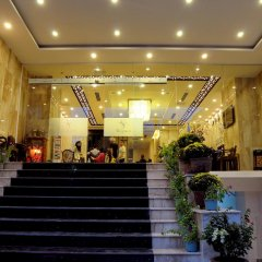 Begonia Nha Trang Hotel интерьер отеля фото 4