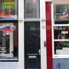 Апартаменты Red Light Studio Амстердам питание