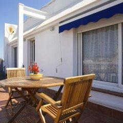 Отель Bcn Central Terrace Барселона балкон