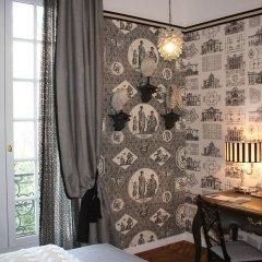 Отель Saint James Paris 5* Стандартный номер с различными типами кроватей фото 8
