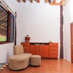 Отель Las Nubes de Holbox 3* Полулюкс с различными типами кроватей фото 15