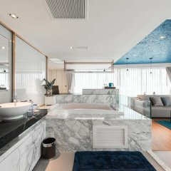 A-One The Royal Cruise Hotel Pattaya 4* Люкс с различными типами кроватей фото 8