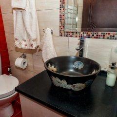 Отель Villa Pefkohori Греция, Пефкохори - отзывы, цены и фото номеров - забронировать отель Villa Pefkohori онлайн ванная фото 2