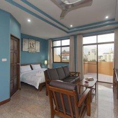 Pattaya Garden Apartments Boutique Hotel 3* Номер Делюкс с различными типами кроватей фото 4