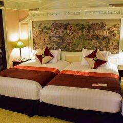 Отель Ramada Plaza by Wyndham Bangkok Menam Riverside 5* Люкс повышенной комфортности с различными типами кроватей фото 4
