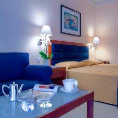 Mediterranean Hotel 4* Стандартный номер с различными типами кроватей фото 3