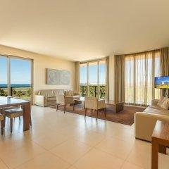 Salgados Dunas Suites Hotel 5* Люкс с различными типами кроватей фото 9