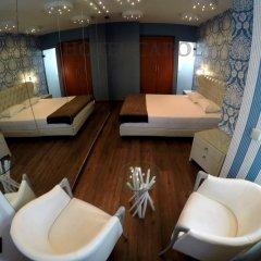 Carol Hotel 2* Люкс с разными типами кроватей фото 8